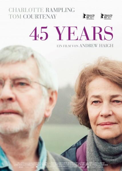 45 YEARS – Plakat