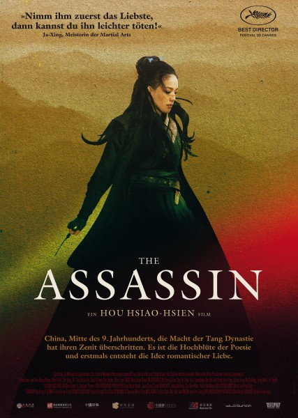 THE ASSASSIN – Plakat