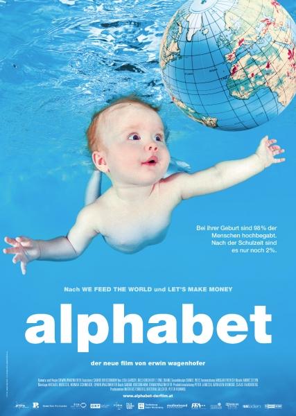 ALPHABET – Plakat