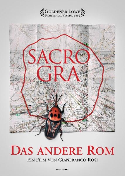DAS ANDERE ROM – Plakat