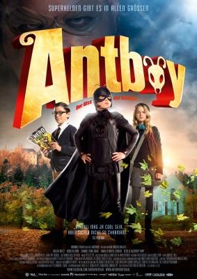 ANTBOY – Plakat