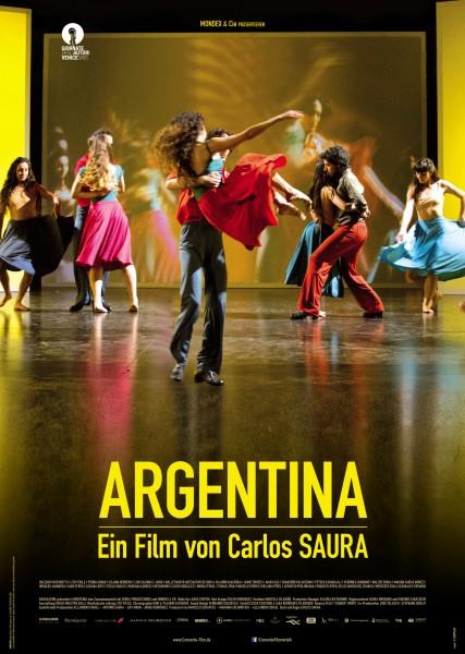 ARGENTINA – Plakat