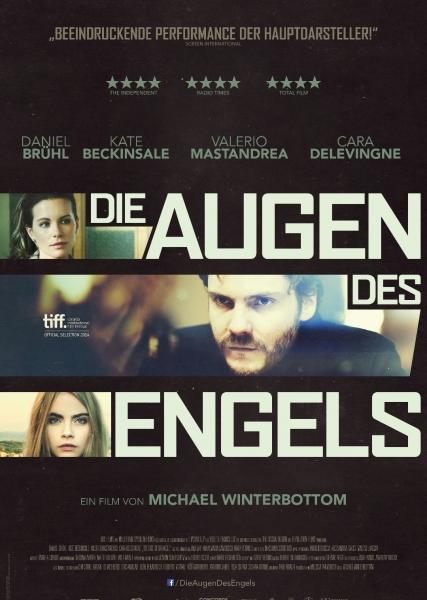 DIE AUGEN DES ENGELS – Plakat