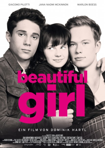 BEAUTIFUL GIRL – Plakat
