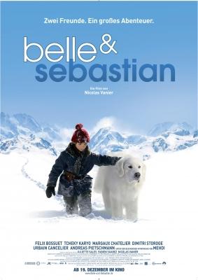 BELLE & SEBASTIAN – Plakat