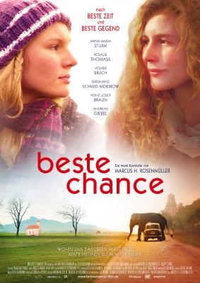 BESTE CHANCE – Plakat