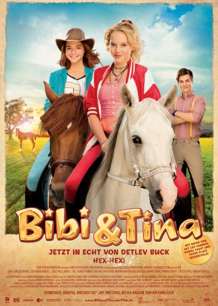 BIBI & TINA – Plakat