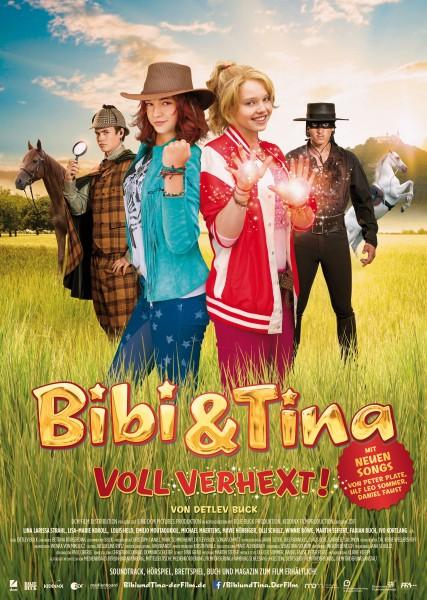 BIBI & TINA 2: VOLLL VERHEXT – Plakat