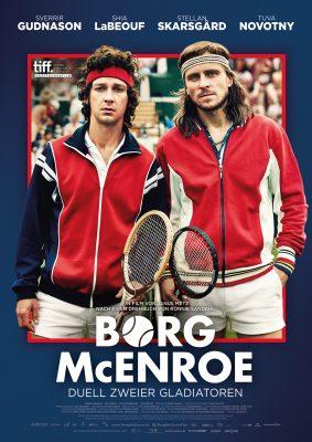 BORG/McENROE Plakat