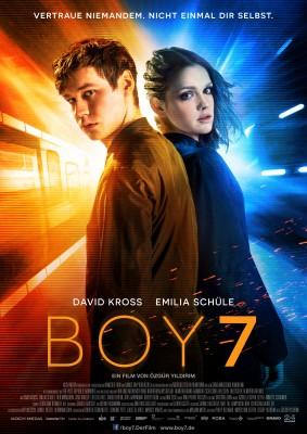 BOY 7 – Plakat