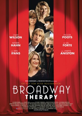 BROADWAY THERAPY – Plakat