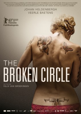 THE BROKEN CIRCLE – Plakat