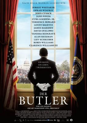 DER BUTLER – Plakat