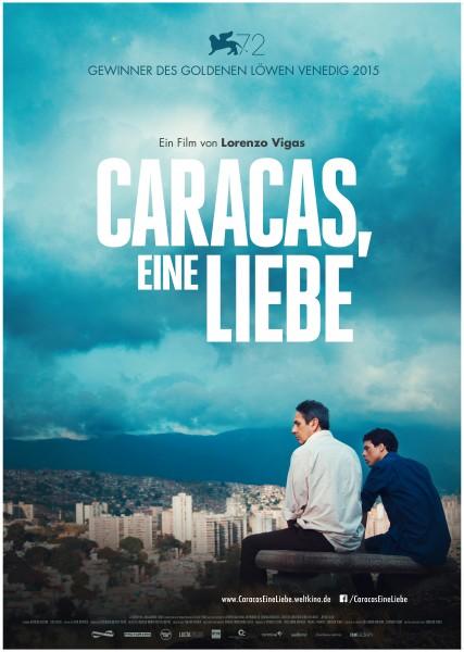 CARACAS, EINE LIEBE – Plakat
