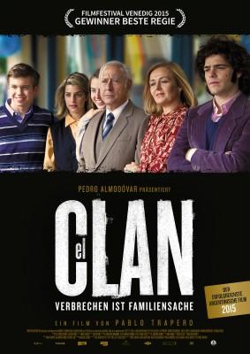 EL CLAN – Plakat