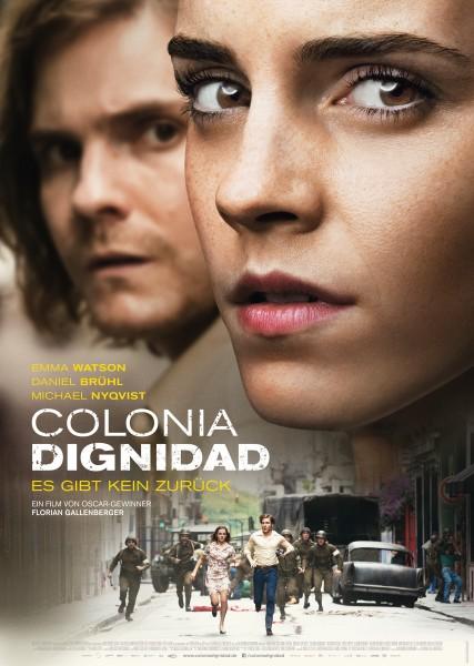 COLONIA DIGNIDAD – Plakat