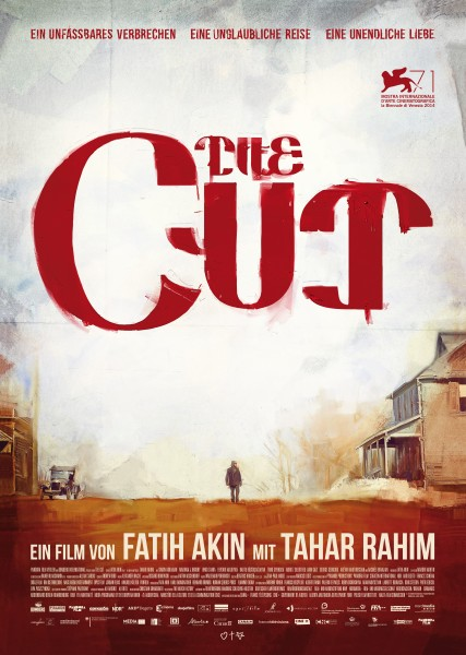 THE CUT – Plakat