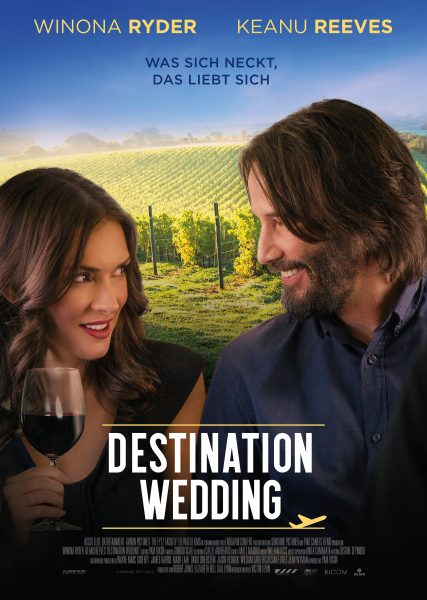 DESTINATION WEDDING Plakat