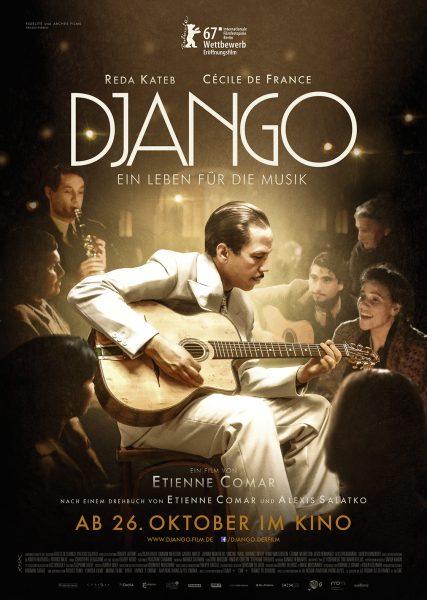DJANGO Plakat
