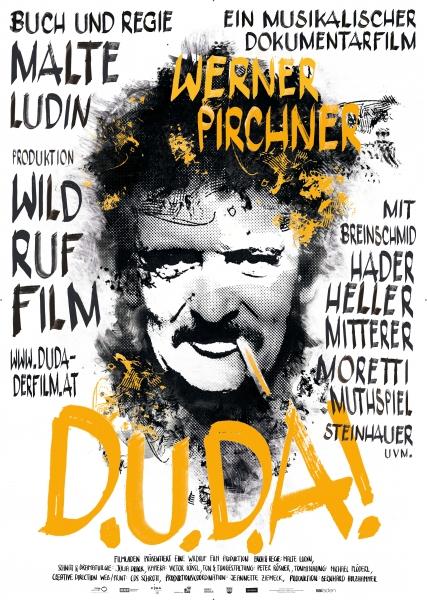 D.U.D.A! – Plakat