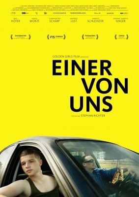 EINER VON UNS – Plakat
