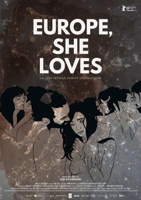 EUROPE, SHE LOVES – Plakat
