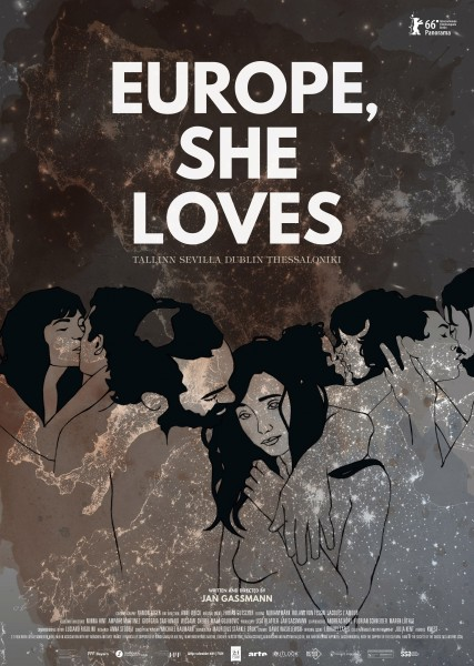 EUROPE, SHE LOVES – Plakat