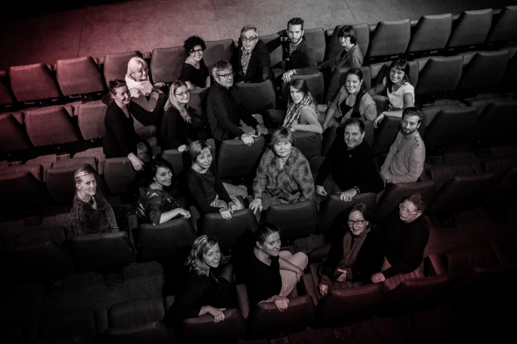 Filmladen Gruppenfoto