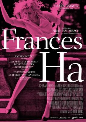 FRANCES HA – Plakat