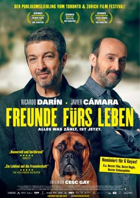 FREUNDE FÜRS LEBEN – Plakat