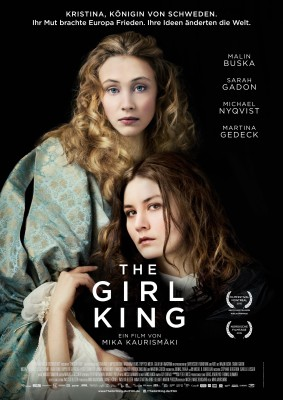 THE GIRL KING – Plakat
