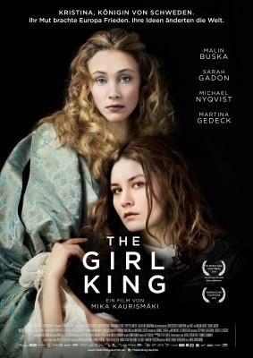 THE GIRL KING – Plakat