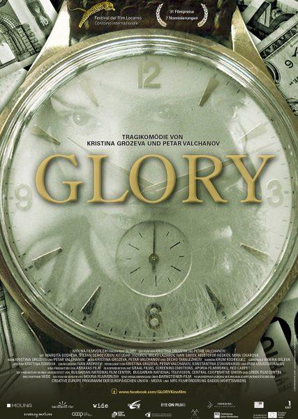 GLORY Plakat