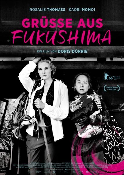 GRUESSE AUS FUKUSHIMA _ Plakat