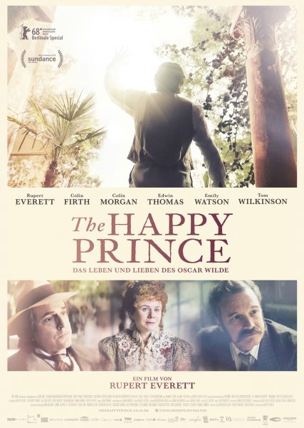 THE HAPPY PRINCE Plakat