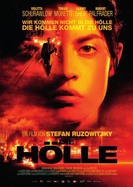 DIE HÖLLE – Plakat