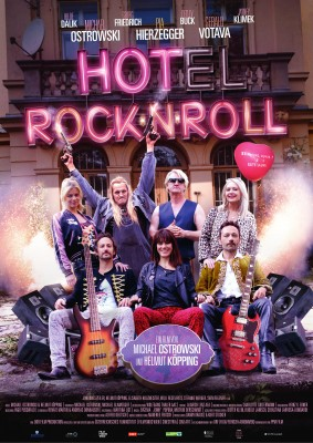 HOTEL ROCK'N'ROLL – Plakat