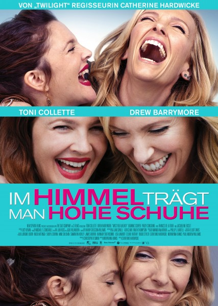 IM HIMMEL TRÄGT MAN HOHE SCHUHE – Plakat