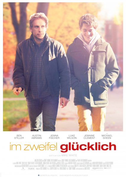 IM ZWEIFEL GÜCKLICH Plakat