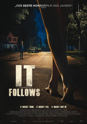 IT FOLLOWS_Plakat