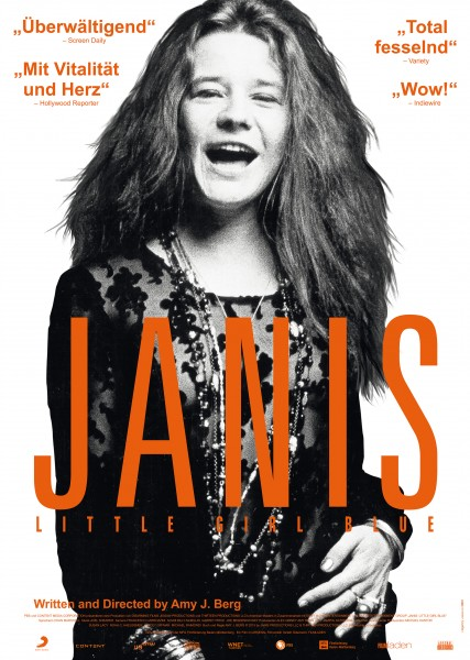 JANIS – Plakat