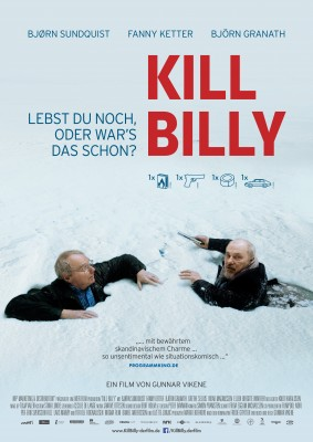 KILL BILLY – Plakat