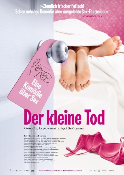 DER KLEINE TOD – Plakat