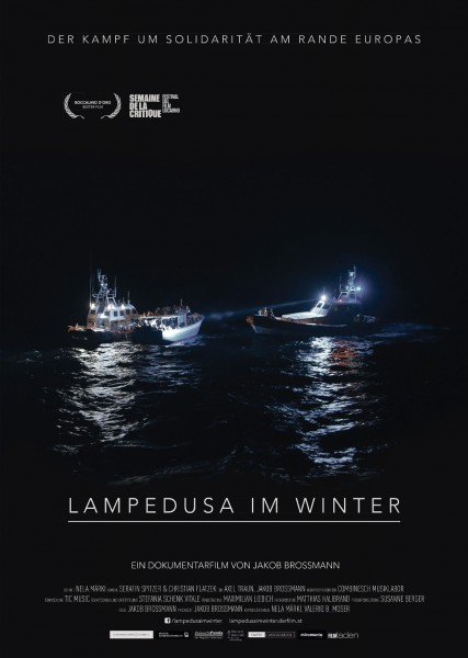 LAMPEDUSA IM WINTER_Plakat