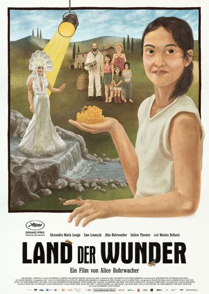 LAND DER WUNDER – Plakat