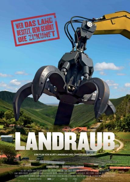 LANDRAUB – Plakat