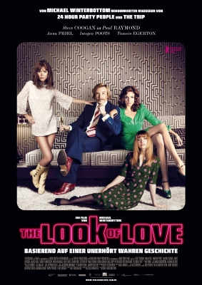 THE LOOK OF LOVE – Plakat