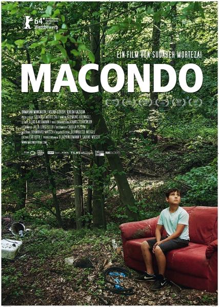 MACONDO – Plakat