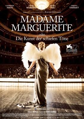 MADAME MARGUERITE – Plakat