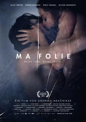 MA FOLIE – Plakat